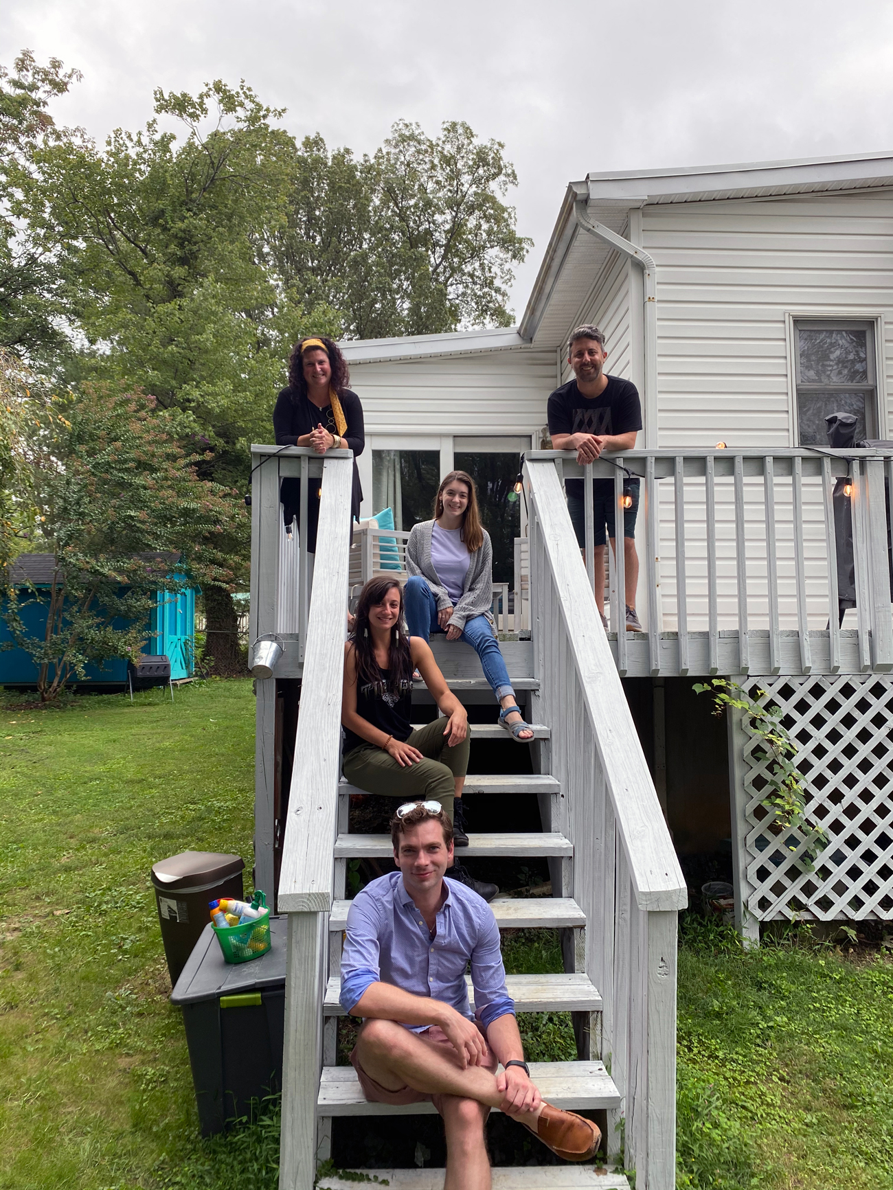 Towson University Hillel Staff